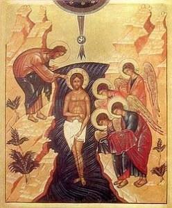 Ikona Chrztu Panskiego